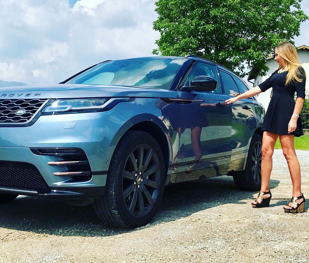 Test Drive Range Rover Velar – La prova e le opinioni di Elena Giaveri